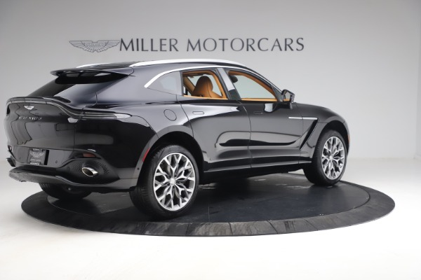 New 2021 Aston Martin DBX for sale $207,886 at Rolls-Royce Motor Cars Greenwich in Greenwich CT 06830 7