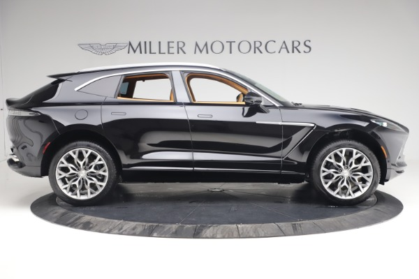 New 2021 Aston Martin DBX for sale $207,886 at Rolls-Royce Motor Cars Greenwich in Greenwich CT 06830 8