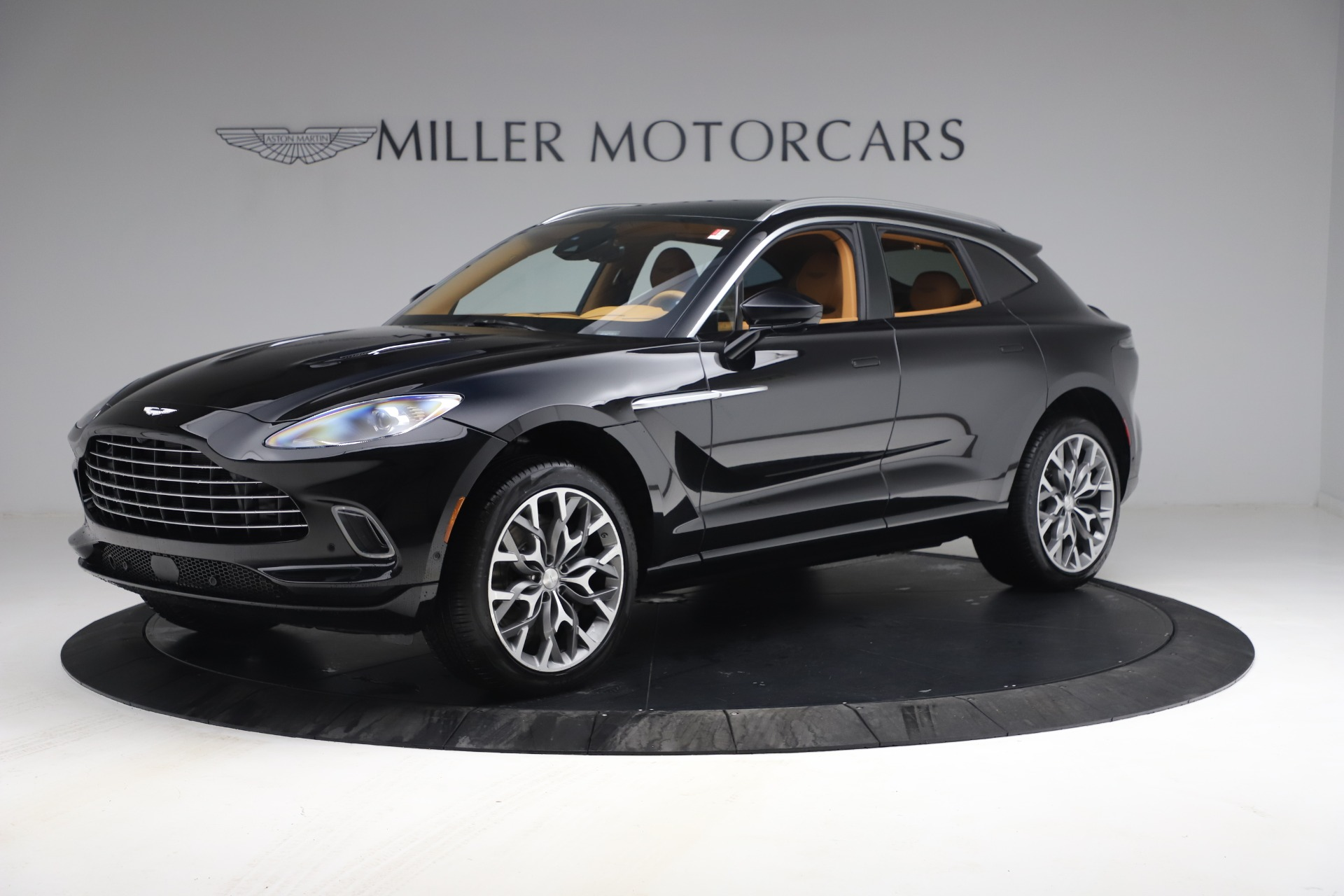 New 2021 Aston Martin DBX for sale $207,886 at Rolls-Royce Motor Cars Greenwich in Greenwich CT 06830 1