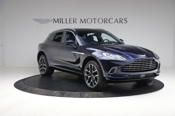 New 2021 Aston Martin DBX for sale $213,086 at Rolls-Royce Motor Cars Greenwich in Greenwich CT 06830 10