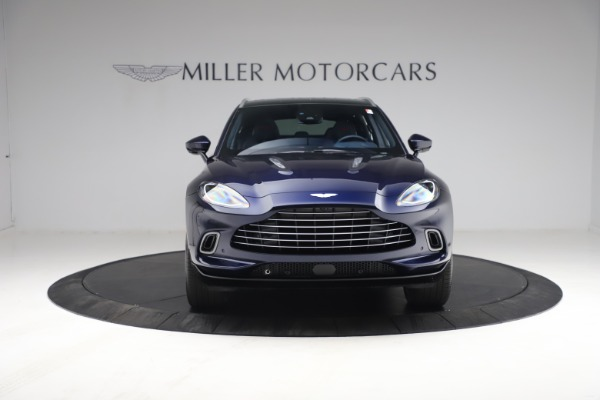 New 2021 Aston Martin DBX for sale $213,086 at Rolls-Royce Motor Cars Greenwich in Greenwich CT 06830 11