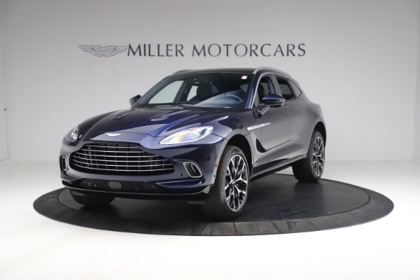 New 2021 Aston Martin DBX for sale $213,086 at Rolls-Royce Motor Cars Greenwich in Greenwich CT 06830 12