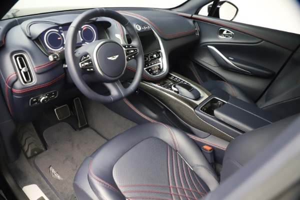 New 2021 Aston Martin DBX for sale $213,086 at Rolls-Royce Motor Cars Greenwich in Greenwich CT 06830 13