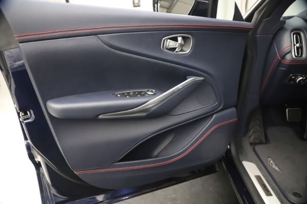 New 2021 Aston Martin DBX for sale $213,086 at Rolls-Royce Motor Cars Greenwich in Greenwich CT 06830 16
