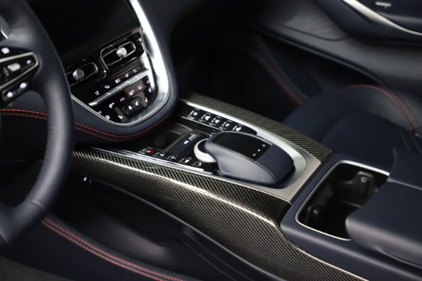 New 2021 Aston Martin DBX for sale $213,086 at Rolls-Royce Motor Cars Greenwich in Greenwich CT 06830 17