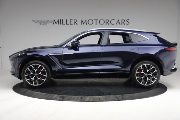 New 2021 Aston Martin DBX for sale $213,086 at Rolls-Royce Motor Cars Greenwich in Greenwich CT 06830 2