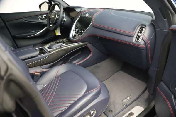 New 2021 Aston Martin DBX for sale $213,086 at Rolls-Royce Motor Cars Greenwich in Greenwich CT 06830 21