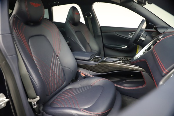 New 2021 Aston Martin DBX for sale $213,086 at Rolls-Royce Motor Cars Greenwich in Greenwich CT 06830 23