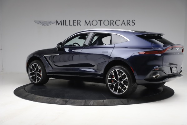 New 2021 Aston Martin DBX for sale $213,086 at Rolls-Royce Motor Cars Greenwich in Greenwich CT 06830 3