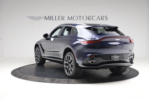 New 2021 Aston Martin DBX for sale $213,086 at Rolls-Royce Motor Cars Greenwich in Greenwich CT 06830 4