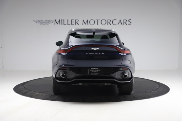 New 2021 Aston Martin DBX for sale $213,086 at Rolls-Royce Motor Cars Greenwich in Greenwich CT 06830 5