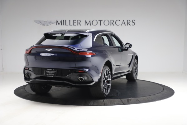 New 2021 Aston Martin DBX for sale $213,086 at Rolls-Royce Motor Cars Greenwich in Greenwich CT 06830 6