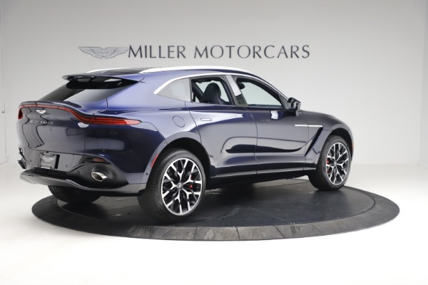 New 2021 Aston Martin DBX for sale $213,086 at Rolls-Royce Motor Cars Greenwich in Greenwich CT 06830 7