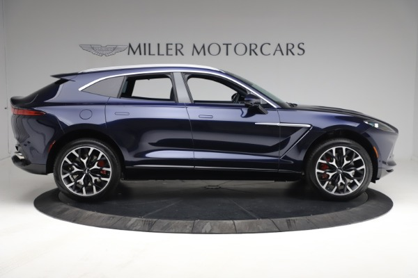 New 2021 Aston Martin DBX for sale $213,086 at Rolls-Royce Motor Cars Greenwich in Greenwich CT 06830 8