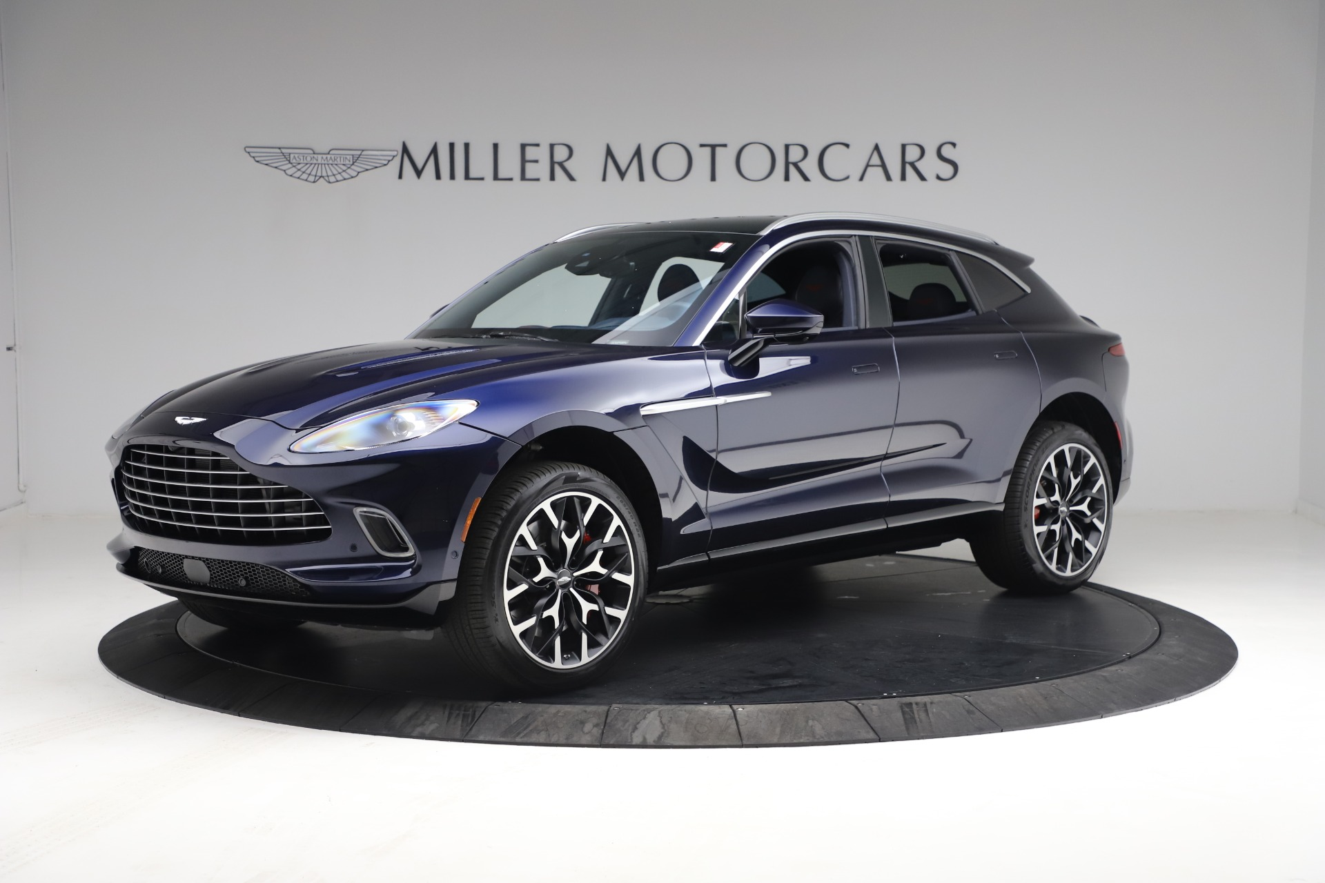 New 2021 Aston Martin DBX for sale $213,086 at Rolls-Royce Motor Cars Greenwich in Greenwich CT 06830 1