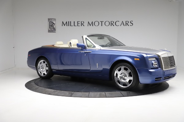 Used 2009 Rolls-Royce Phantom Drophead Coupe for sale $225,900 at Rolls-Royce Motor Cars Greenwich in Greenwich CT 06830 10