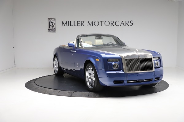 Used 2009 Rolls-Royce Phantom Drophead Coupe for sale $225,900 at Rolls-Royce Motor Cars Greenwich in Greenwich CT 06830 11