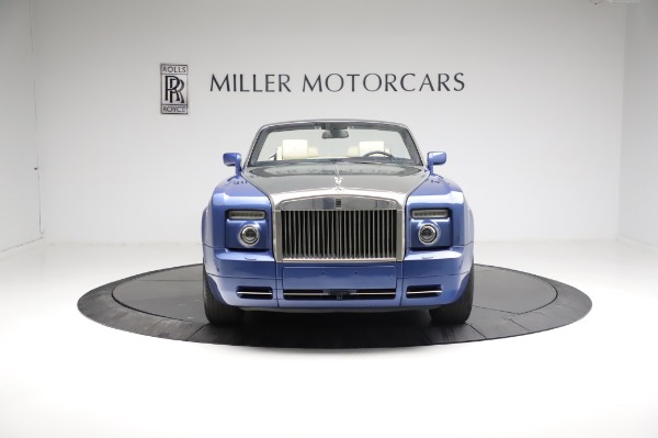 Used 2009 Rolls-Royce Phantom Drophead Coupe for sale $225,900 at Rolls-Royce Motor Cars Greenwich in Greenwich CT 06830 12