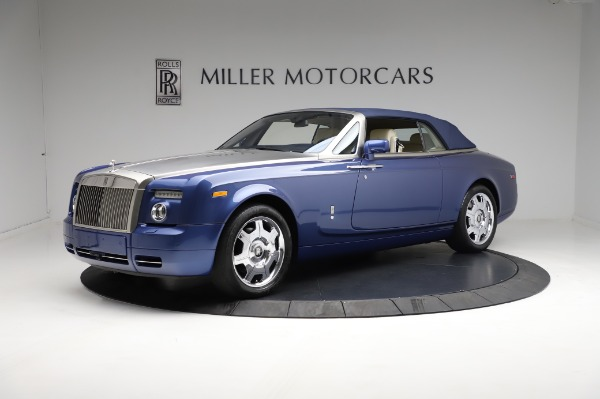 Used 2009 Rolls-Royce Phantom Drophead Coupe for sale $225,900 at Rolls-Royce Motor Cars Greenwich in Greenwich CT 06830 13