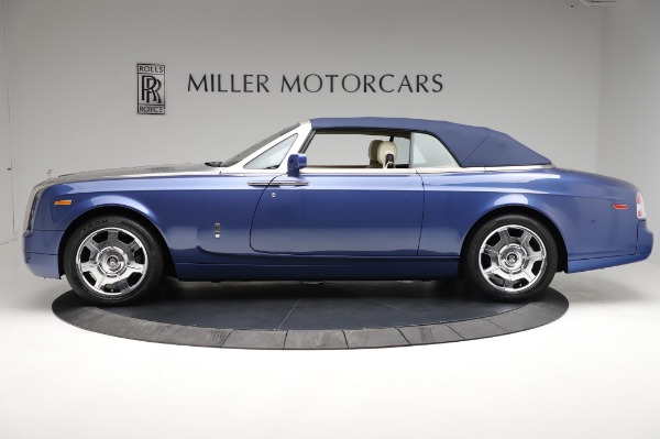 Used 2009 Rolls-Royce Phantom Drophead Coupe for sale $225,900 at Rolls-Royce Motor Cars Greenwich in Greenwich CT 06830 14