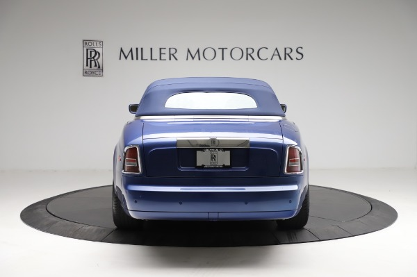 Used 2009 Rolls-Royce Phantom Drophead Coupe for sale $225,900 at Rolls-Royce Motor Cars Greenwich in Greenwich CT 06830 15