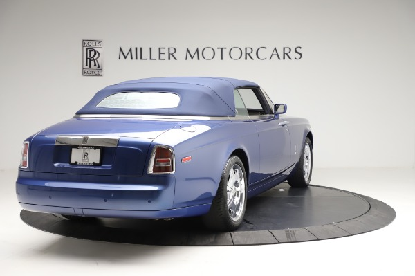 Used 2009 Rolls-Royce Phantom Drophead Coupe for sale $225,900 at Rolls-Royce Motor Cars Greenwich in Greenwich CT 06830 16