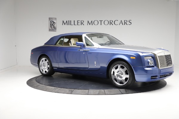Used 2009 Rolls-Royce Phantom Drophead Coupe for sale $225,900 at Rolls-Royce Motor Cars Greenwich in Greenwich CT 06830 18