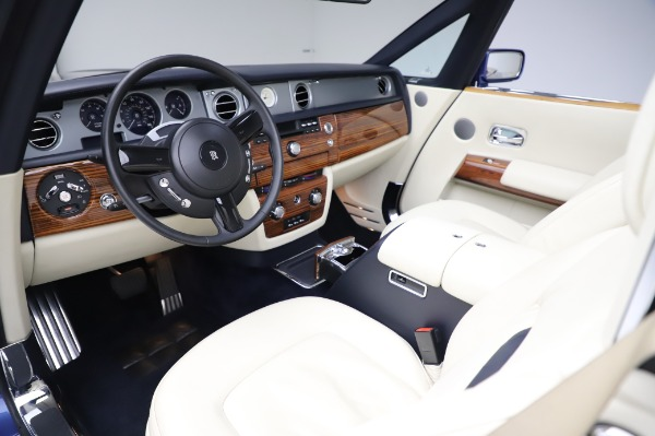 Used 2009 Rolls-Royce Phantom Drophead Coupe for sale $225,900 at Rolls-Royce Motor Cars Greenwich in Greenwich CT 06830 19