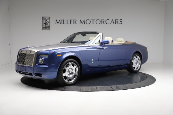 Used 2009 Rolls-Royce Phantom Drophead Coupe for sale $225,900 at Rolls-Royce Motor Cars Greenwich in Greenwich CT 06830 2