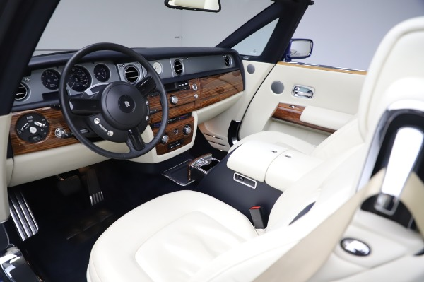 Used 2009 Rolls-Royce Phantom Drophead Coupe for sale $225,900 at Rolls-Royce Motor Cars Greenwich in Greenwich CT 06830 20