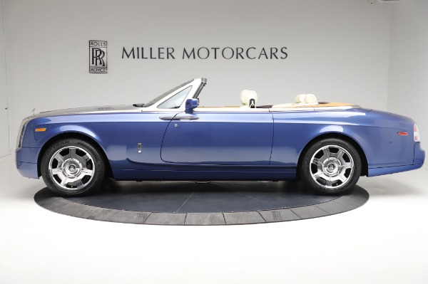 Used 2009 Rolls-Royce Phantom Drophead Coupe for sale $225,900 at Rolls-Royce Motor Cars Greenwich in Greenwich CT 06830 3