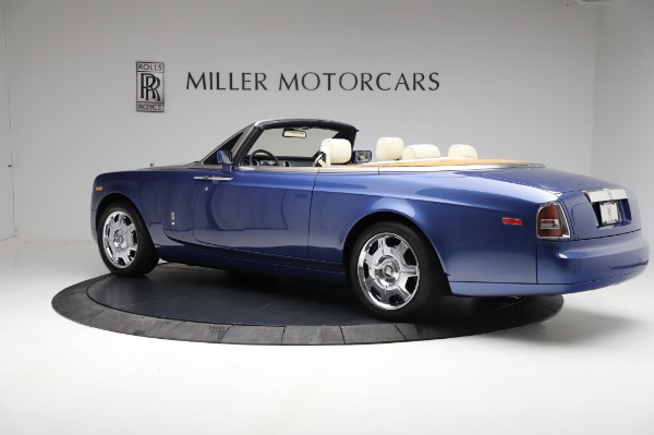 Used 2009 Rolls-Royce Phantom Drophead Coupe for sale $225,900 at Rolls-Royce Motor Cars Greenwich in Greenwich CT 06830 4