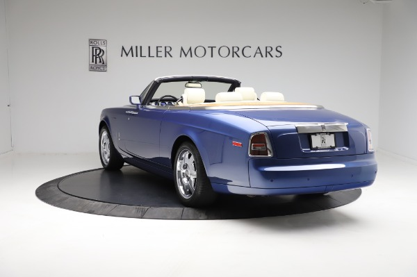 Used 2009 Rolls-Royce Phantom Drophead Coupe for sale $225,900 at Rolls-Royce Motor Cars Greenwich in Greenwich CT 06830 5