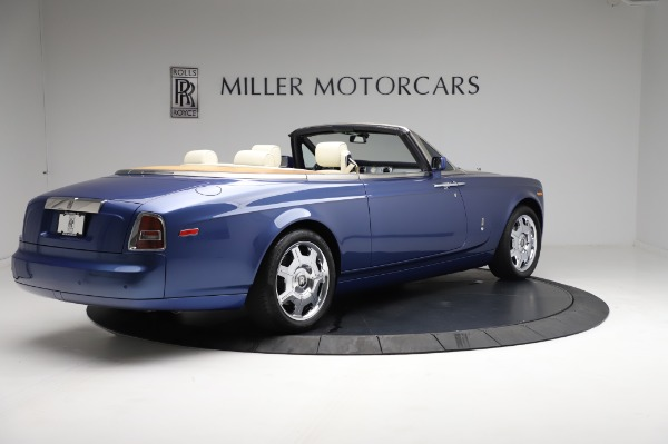 Used 2009 Rolls-Royce Phantom Drophead Coupe for sale $225,900 at Rolls-Royce Motor Cars Greenwich in Greenwich CT 06830 8