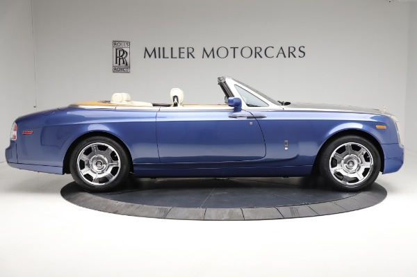 Used 2009 Rolls-Royce Phantom Drophead Coupe for sale $225,900 at Rolls-Royce Motor Cars Greenwich in Greenwich CT 06830 9
