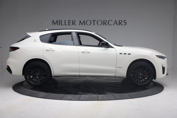 New 2021 Maserati Levante Q4 GranSport for sale $92,485 at Rolls-Royce Motor Cars Greenwich in Greenwich CT 06830 10