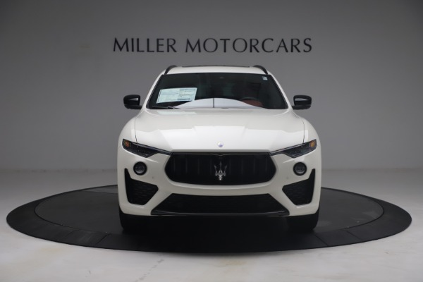 New 2021 Maserati Levante Q4 GranSport for sale $92,485 at Rolls-Royce Motor Cars Greenwich in Greenwich CT 06830 14