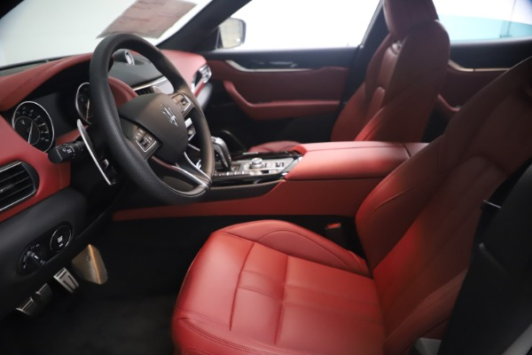 New 2021 Maserati Levante Q4 GranSport for sale $92,485 at Rolls-Royce Motor Cars Greenwich in Greenwich CT 06830 15