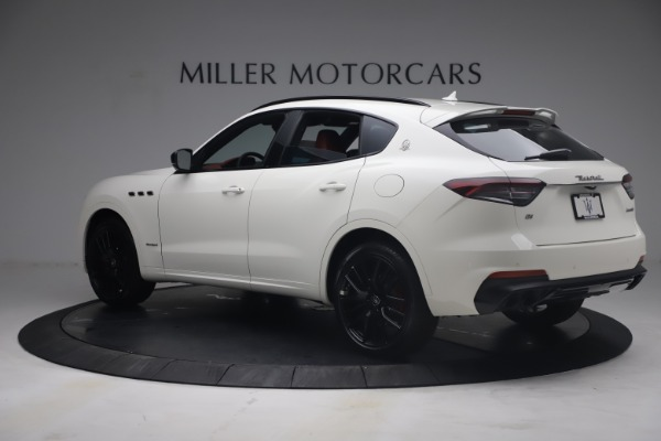 New 2021 Maserati Levante Q4 GranSport for sale $92,485 at Rolls-Royce Motor Cars Greenwich in Greenwich CT 06830 4