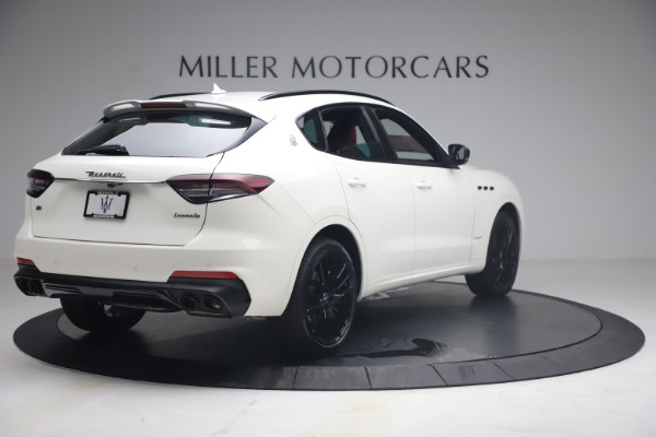 New 2021 Maserati Levante Q4 GranSport for sale $92,485 at Rolls-Royce Motor Cars Greenwich in Greenwich CT 06830 8