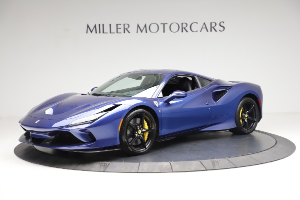 Used 2020 Ferrari F8 Tributo for sale $349,900 at Rolls-Royce Motor Cars Greenwich in Greenwich CT 06830 2