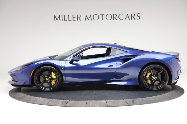 Used 2020 Ferrari F8 Tributo for sale $349,900 at Rolls-Royce Motor Cars Greenwich in Greenwich CT 06830 3