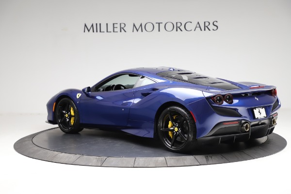 Used 2020 Ferrari F8 Tributo for sale $349,900 at Rolls-Royce Motor Cars Greenwich in Greenwich CT 06830 4