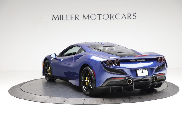 Used 2020 Ferrari F8 Tributo for sale $349,900 at Rolls-Royce Motor Cars Greenwich in Greenwich CT 06830 5