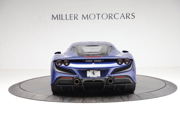 Used 2020 Ferrari F8 Tributo for sale $349,900 at Rolls-Royce Motor Cars Greenwich in Greenwich CT 06830 6