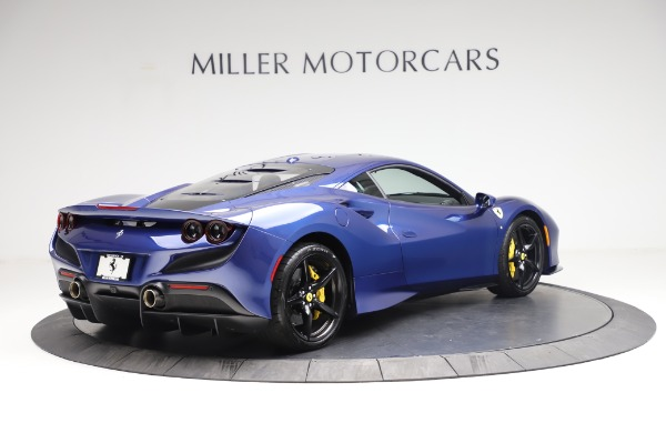 Used 2020 Ferrari F8 Tributo for sale $349,900 at Rolls-Royce Motor Cars Greenwich in Greenwich CT 06830 7