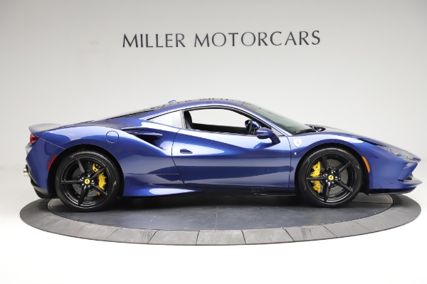 Used 2020 Ferrari F8 Tributo for sale $349,900 at Rolls-Royce Motor Cars Greenwich in Greenwich CT 06830 8
