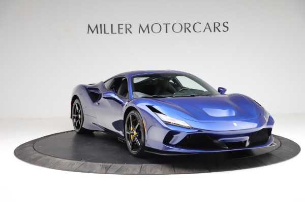 Used 2020 Ferrari F8 Tributo for sale $349,900 at Rolls-Royce Motor Cars Greenwich in Greenwich CT 06830 9