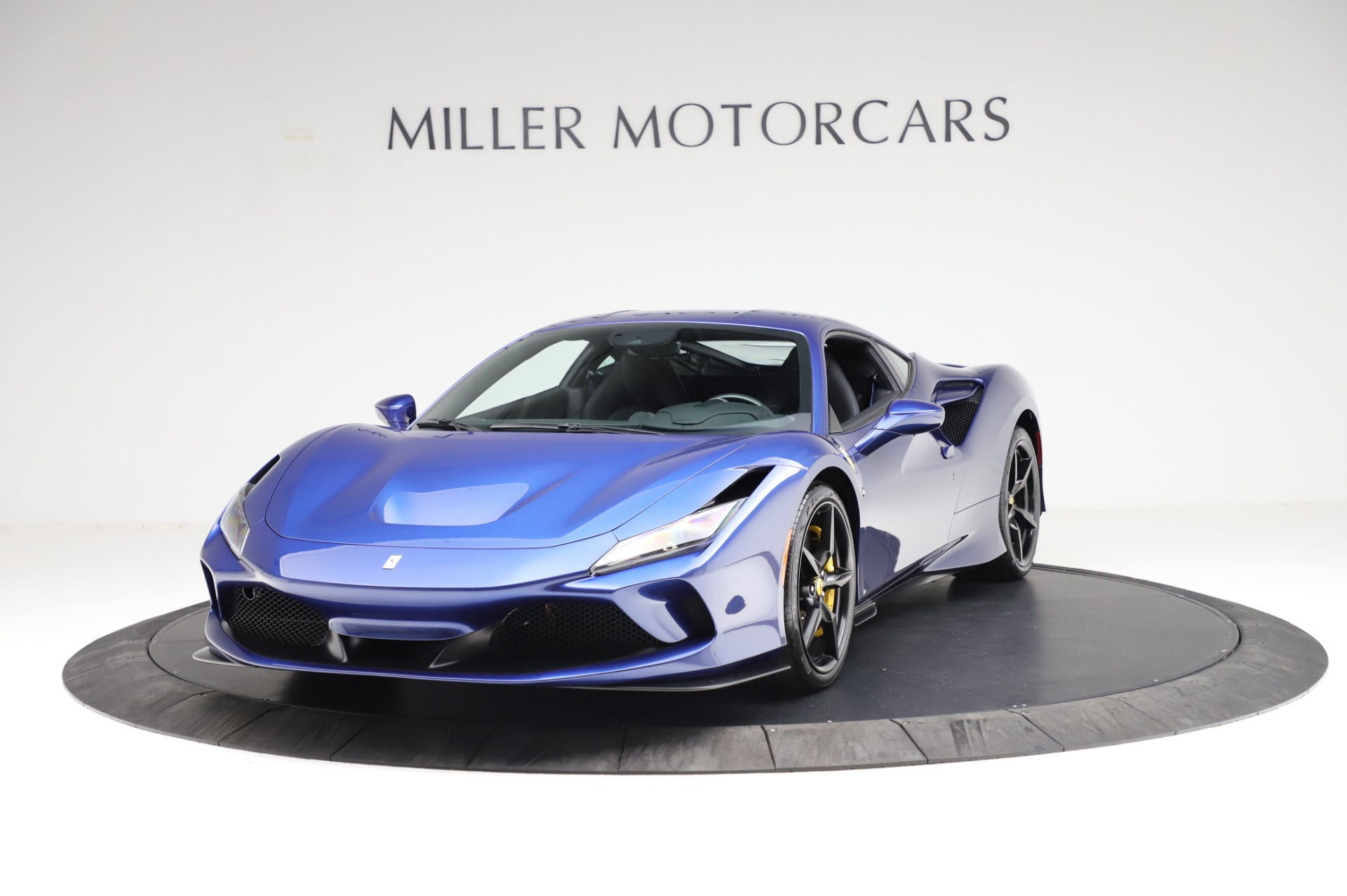 Used 2020 Ferrari F8 Tributo for sale $349,900 at Rolls-Royce Motor Cars Greenwich in Greenwich CT 06830 1