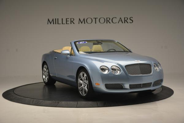 Used 2007 Bentley Continental GTC for sale Sold at Rolls-Royce Motor Cars Greenwich in Greenwich CT 06830 10